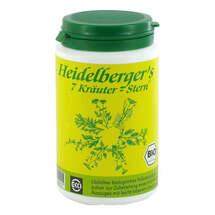 Bio Heidelbergers 7 Kräuter Stern Tee
