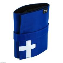Reiseapotheke Mini Pocket blau ca.DIN A6
