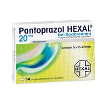 Produktbild Pantoprazol Hexal b.Sodbrennen magensaftresistent Tabletten
