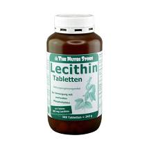 Produktbild Lecithin 300 mg Tabletten