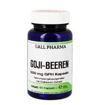 Goji Beeren 500 mg GPH Kapseln
