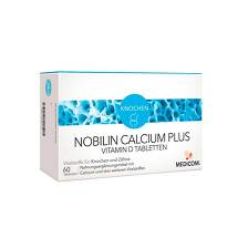 Nobilin Calcium Plus Vitamin D Tabletten