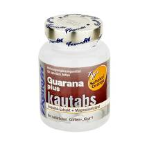 Produktbild Xenofit Guarana plus Kautabs