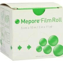 Produktbild Mepore Film Roll Verband 5cmx10m