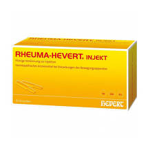 Produktbild Rheuma Hevert injekt Ampullen
