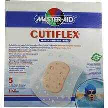Cutiflex Folien-Pflaster 10x8cm Master Aid