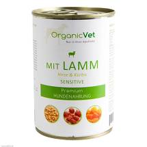 Dosennahrung Hund Sensitive Lamm