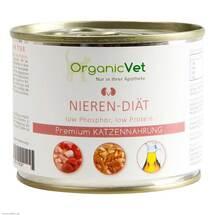 Dosennahrung Katze Nieren-Diät