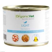 Produktbild Dosennahrung Katze Light