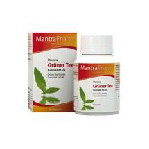 Produktbild Mantra Grüner Tee Extra Plus Kapseln