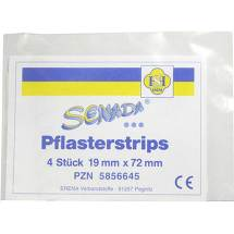 Produktbild Senada Pflasterstrips 19x72 mm