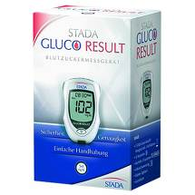 Produktbild STADA Gluco Result Blutzuckermessgerät mmol / l