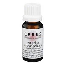 Produktbild CERES Angelica archangelica Urtinktur