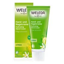 Weleda Citrus Hand- und Nagelcreme