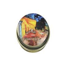Produktbild Pillendose oval Klassik Motiv