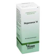 Produktbild Heparanox H Tropfen