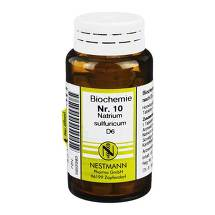 Produktbild Biochemie 10 Natrium sulfuricum D 6 Tabletten