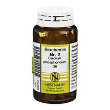 Produktbild Biochemie 2 Calcium phosphoricum D 6 Tabletten
