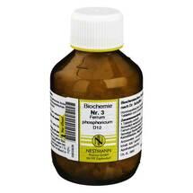 Produktbild Biochemie 3 Ferrum phosphoricum D 12 Tabletten