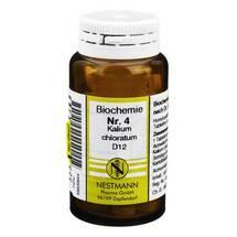 Biochemie 4 Kalium chloratum D 12 Tabletten