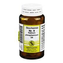 Produktbild Biochemie 9 Natrium phosphoricum D 6 Tabletten