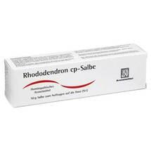 Produktbild Rhododendron Cp. Salbe