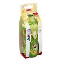 Produktbild NUK Junior Cup mit Push Pull Aufsatz