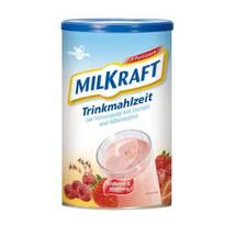 Milkraft Trinkmahlzeit Erdbeere / Himbeere Pulver