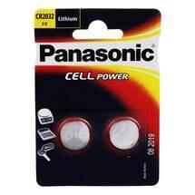 Produktbild Panasonic Lithium CR2032