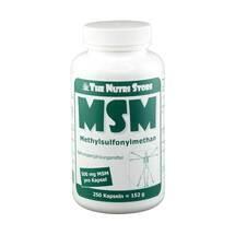 MSM 500 mg Methylsulfonylmethan Kapseln