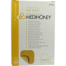 Produktbild Medihoney Antibakterieller Gelverband 5x5cm