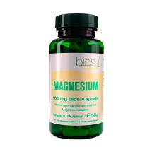 Produktbild Magnesium 100 mg Bios Kapseln