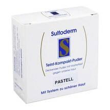 Sulfoderm S Teint Kompakt Puder pastell