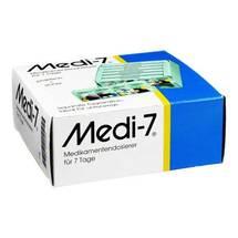 Produktbild Medi 7 türkis