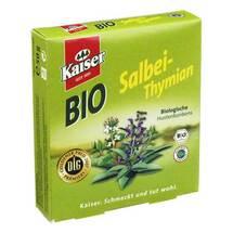 Kaiser Bio Salbei-Thymian Bonbons Faltschachtel