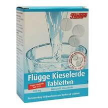 Produktbild Flügge Kieselerde Tabletten