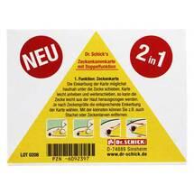 Produktbild Zeckenkammkarte