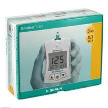 Produktbild Omnitest 3 Blutzucker Messgerät Set mg