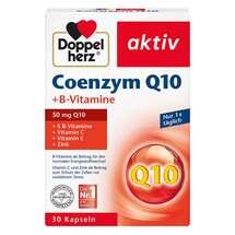 Doppelherz Coenzym Q10+B-Vitamine Kapseln