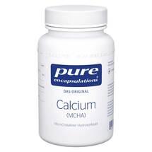 Produktbild Pure Encapsulations Calcium MCHA Kapseln