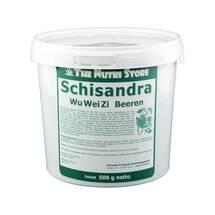Produktbild Schisandra Beeren getrocknet