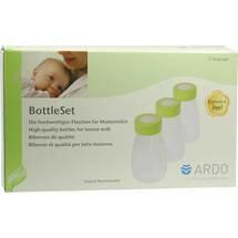 Produktbild Ardo Bottleset Muttermilchflaschen