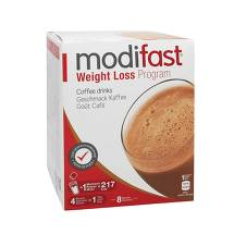 Produktbild Modifast Programm Drink Kaffee Pulver