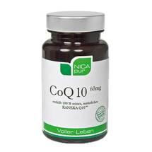 Produktbild Nicapur CoQ10 60 mg Kapseln