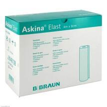 Produktbild Askina Elast Binde 4mx8cm lose