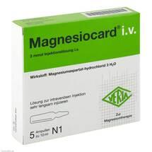 Produktbild Magnesiocard i.v. Injektionslösung