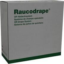 Produktbild Raucodrape N Abdecktuch 45x75cm steril 2lagig