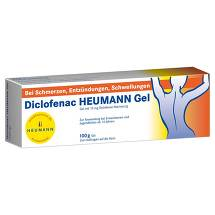 Produktbild Diclofenac Heumann Gel