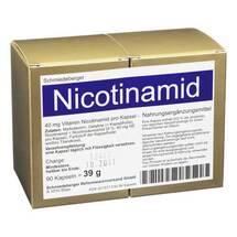 Produktbild Nicotinamid Kapseln
