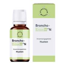 Produktbild Broncho Entoxin N Tropfen